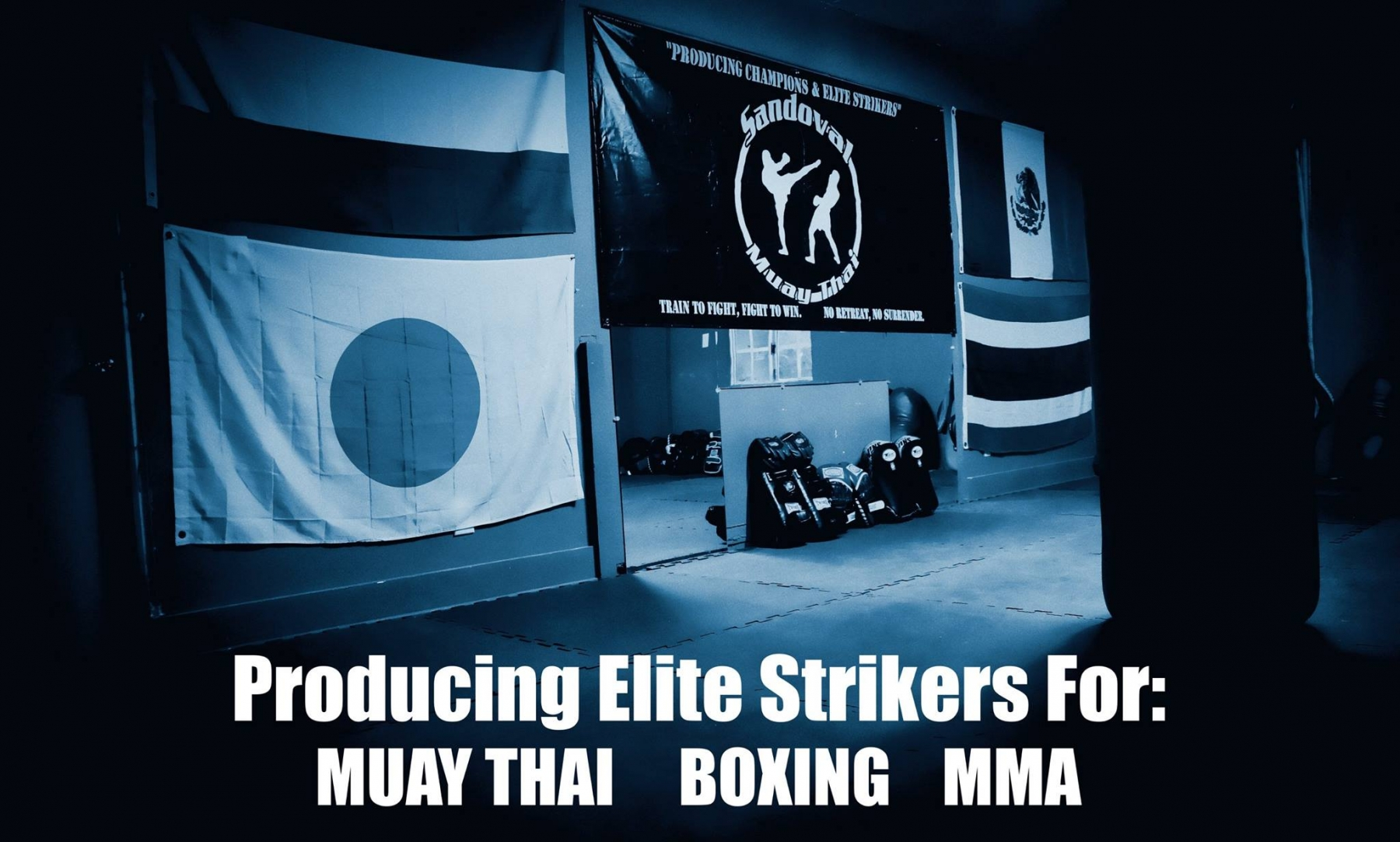 Team Sandoval Combat Sports Muay Thai & Boxing | The Antelope Valley